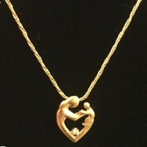 Jewelry - 14k Gold Mother's Day Necklace